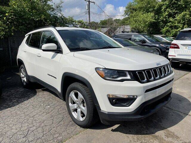 2018 Jeep Compass for sale at SOUTHFIELD QUALITY CARS in Detroit MI