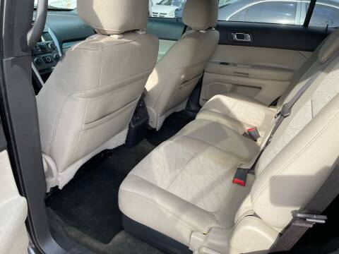 2013 Ford Explorer for sale at Trocci's Auto Sales in West Pittsburg PA