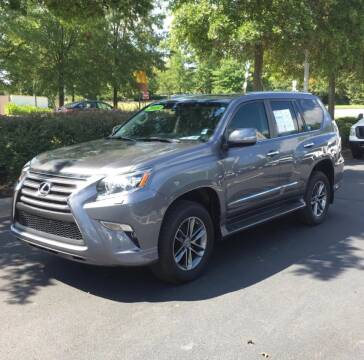 2018 Lexus GX 460 for sale at TD MOTOR LEASING LLC in Staten Island NY