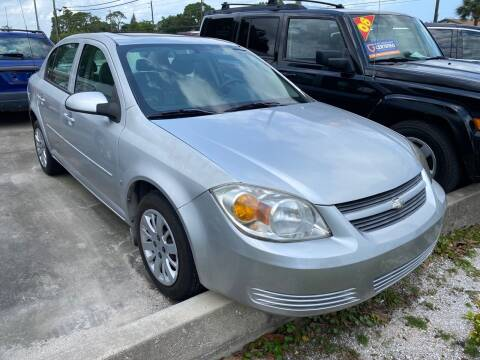 2009 Chevrolet Cobalt for sale at MITCHELL AUTO ACQUISITION INC. in Edgewater FL