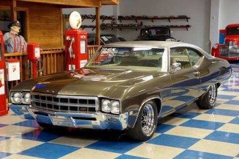 1969 Buick Gran Sport for sale at Classic Car Deals in Cadillac MI