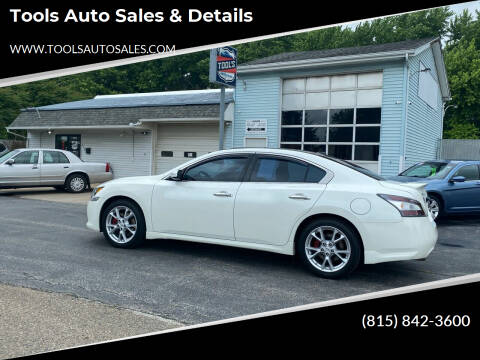 2014 Nissan Maxima for sale at Tools Auto Sales & Details in Pontiac IL