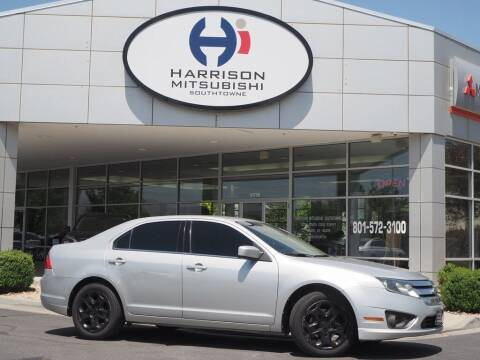 2010 Ford Fusion for sale at Harrison Imports in Sandy UT
