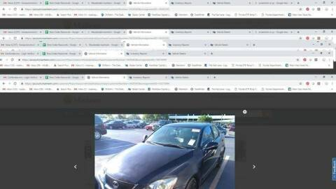 2007 Lexus IS 350 for sale at Boss Automotive in Hollywood FL