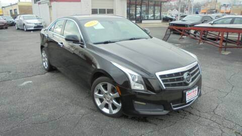 2013 Cadillac ATS for sale at Absolute Motors 2 in Hammond IN