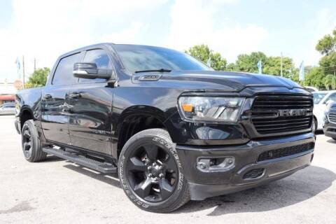 2019 RAM Ram Pickup 1500 for sale at OCEAN AUTO SALES in Miami FL