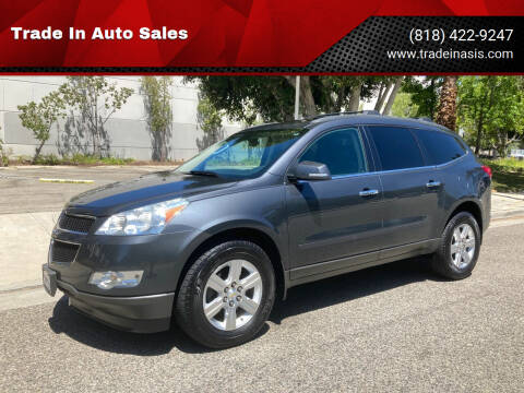 2012 Chevrolet Traverse for sale at Trade In Auto Sales in Van Nuys CA