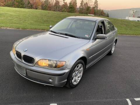 2005 BMW 3 Series for sale at SEIZED LUXURY VEHICLES LLC in Sterling VA
