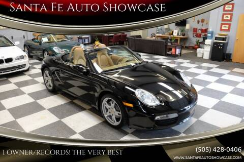 2005 Porsche Boxster for sale at Santa Fe Auto Showcase in Santa Fe NM