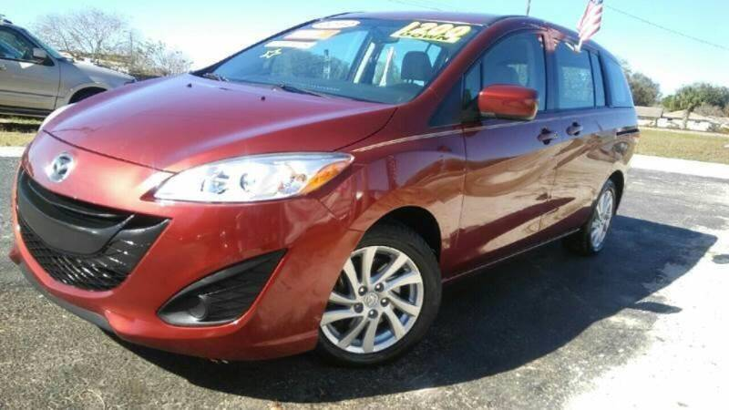 2012 Mazda MAZDA5 for sale at GP Auto Connection Group in Haines City FL