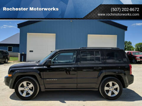 2013 Jeep Patriot for sale at Rochester Motorworks in Rochester MN