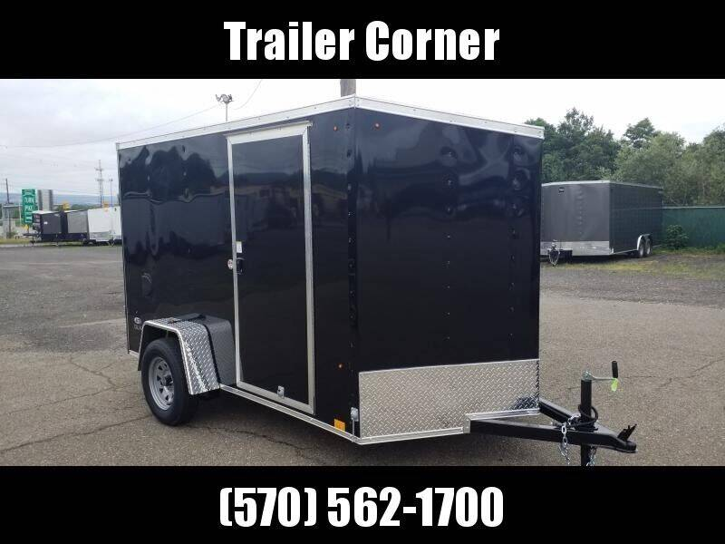 2021 Look Trailers STLC 6X10 RAMP DOOR