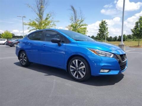 2020 Nissan Versa for sale at Southern Auto Solutions - Lou Sobh Kia in Marietta GA