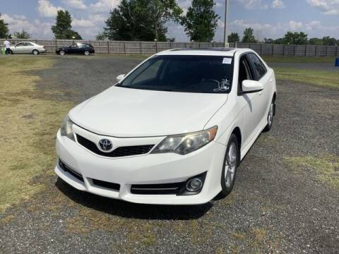 2014 Toyota Camry for sale at Smart Chevrolet in Madison NC