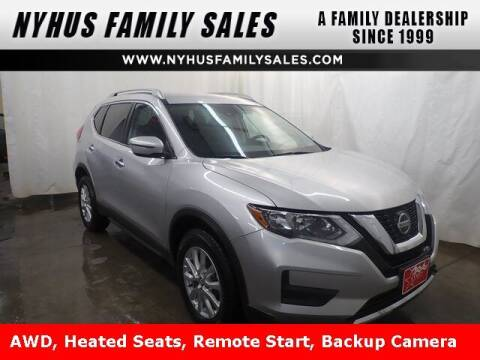 2019 Nissan Rogue for sale at Nyhus Family Sales in Perham MN