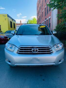2010 Toyota Highlander for sale at Hartford Auto Center in Hartford CT