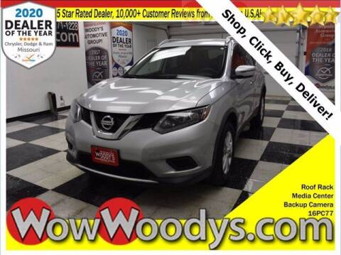 2016 Nissan Rogue for sale at WOODY'S AUTOMOTIVE GROUP in Chillicothe MO