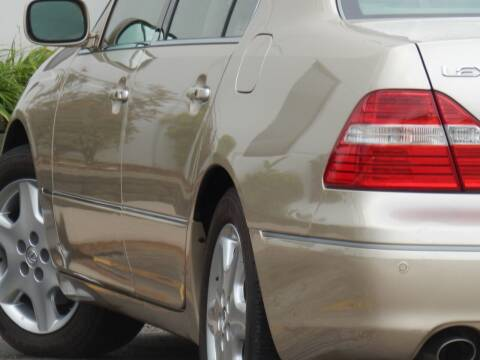 2004 Lexus LS 430 for sale at Moto Zone Inc in Melrose Park IL