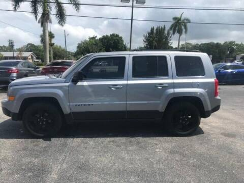 2015 Jeep Patriot for sale at Denny's Auto Sales in Fort Myers FL