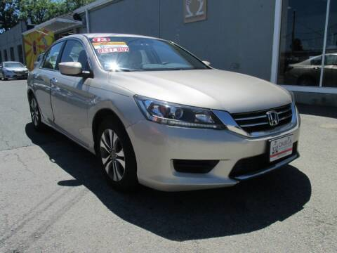 2013 Honda Accord for sale at Omega Auto & Truck Center, Inc. in Salem MA