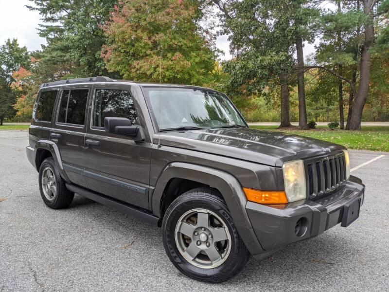 2006 Jeep Commander for sale at The Auto Brokerage Inc in Walpole MA