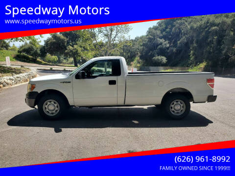 2014 Ford F-150 for sale at Speedway Motors in Glendora CA