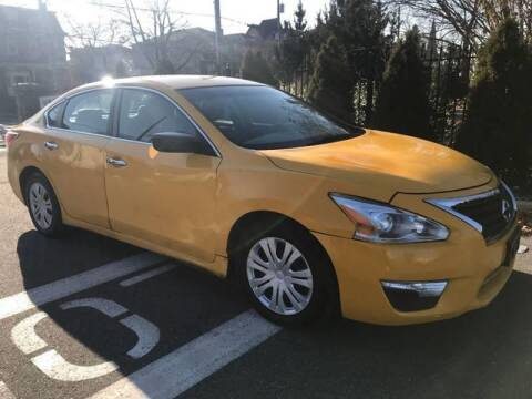 2014 Nissan Altima for sale at CarNYC.com in Staten Island NY