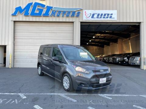 2018 Ford Transit Connect Wagon for sale at MGI Motors in Sacramento CA
