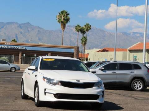 2018 Kia Optima for sale at Jay Auto Sales in Tucson AZ