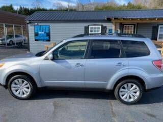 2013 Subaru Forester for sale at Elite Auto Brokers in Lenoir NC