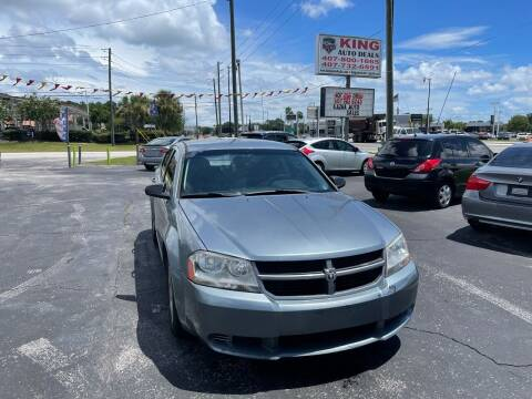 2010 Dodge Avenger for sale at King Auto Deals in Longwood FL