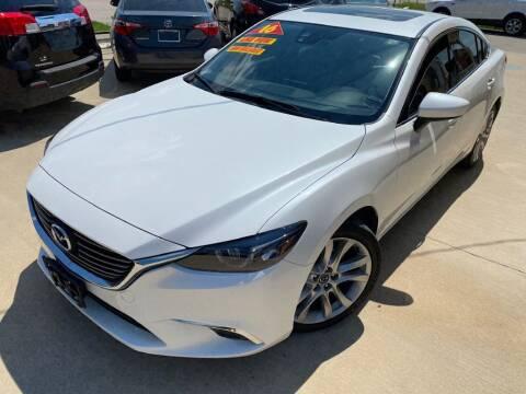 2016 Mazda MAZDA6 for sale at Raj Motors Sales in Greenville TX