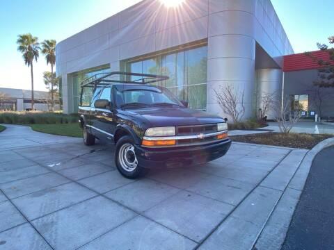 2000 Chevrolet S-10 for sale at Top Motors in San Jose CA