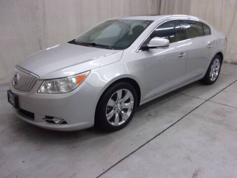 2010 Buick LaCrosse for sale at Paquet Auto Sales in Madison OH