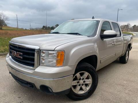 2008 GMC Sierra 1500 for sale at Gwinnett Luxury Motors in Buford GA