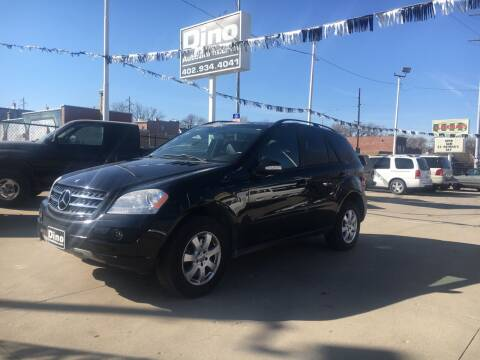 2007 Mercedes-Benz M-Class for sale at Dino Auto Sales in Omaha NE