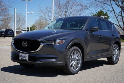 2021 Mazda CX-5 for sale at COURTESY MAZDA in Longmont CO