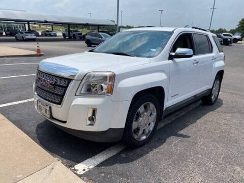 2011 GMC Terrain for sale at Jerry's Buick GMC in Weatherford TX