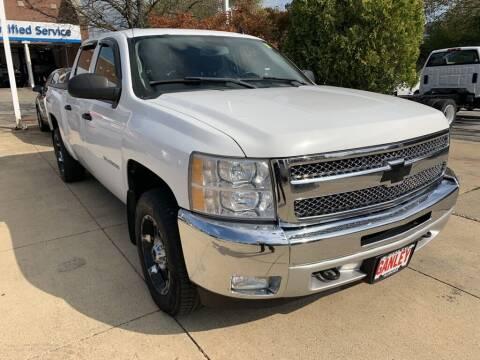 2012 Chevrolet Silverado 1500 for sale at Ganley Chevy of Aurora in Aurora OH