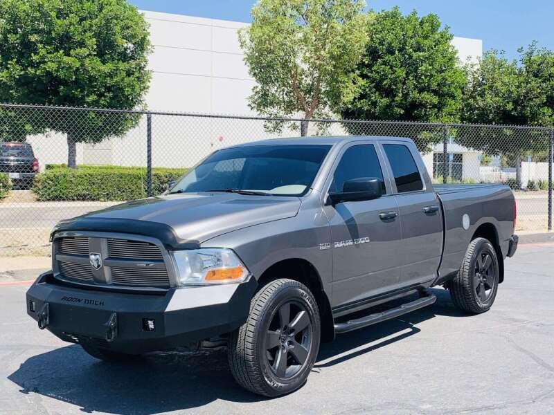 2012 RAM Ram Pickup 1500 for sale at CARLIFORNIA AUTO WHOLESALE in San Bernardino CA