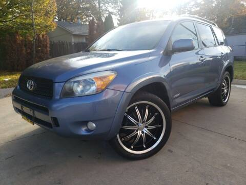 2006 Toyota RAV4 for sale at A1 Group Inc in Portland OR