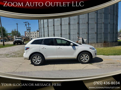 2009 Mazda CX-7 for sale at Zoom Auto Outlet LLC in Thorntown IN