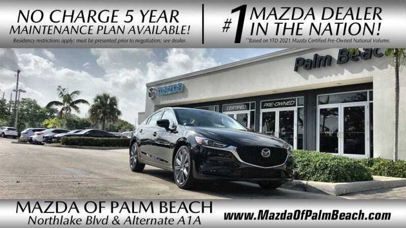 2021 Mazda MAZDA6 for sale in North Palm Beach, FL
