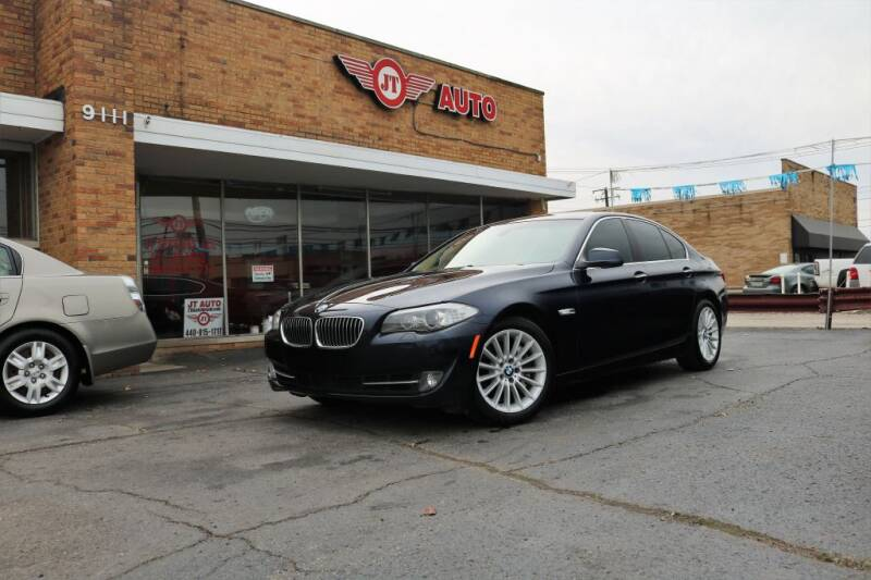 2011 BMW 5 Series for sale at JT AUTO in Parma OH