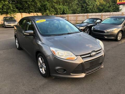 2013 Ford Focus for sale at Auto Revolution in Charlotte NC