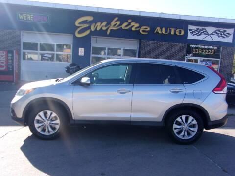 2012 Honda CR-V for sale at Empire Auto Sales in Sioux Falls SD