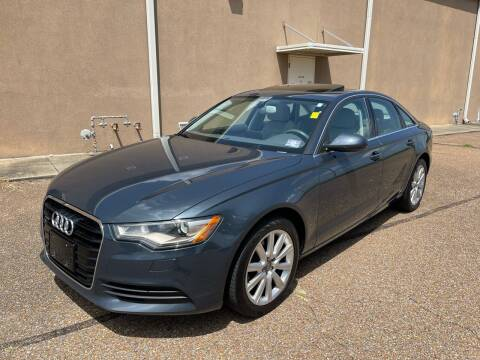 2014 Audi A6 for sale at The Auto Toy Store in Robinsonville MS