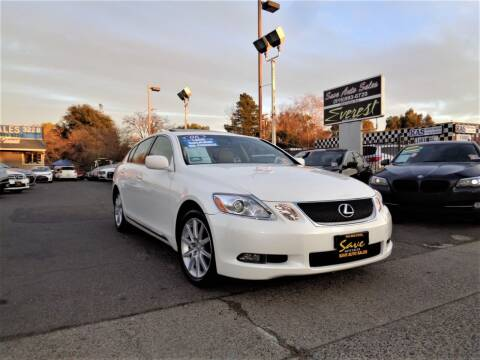 2006 Lexus GS 300 for sale at Save Auto Sales in Sacramento CA