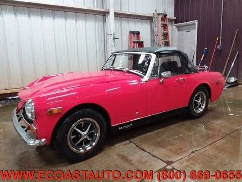 1973 MG Midget for sale at East Coast Auto Source Inc. in Bedford VA
