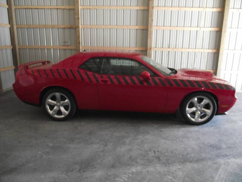 2012 Dodge Challenger for sale at Country Truck and Car Lot II in Richfield PA